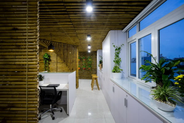 BambuBuild bamboo office
