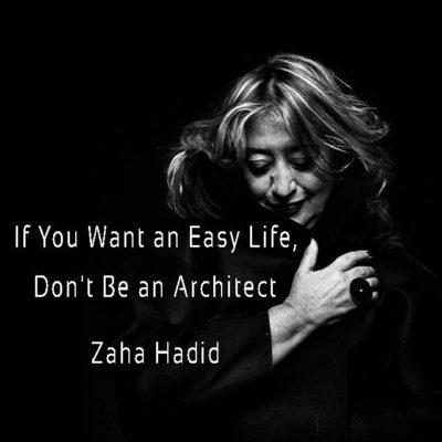 câu nói nổi tiếng của các kiến trúc sư