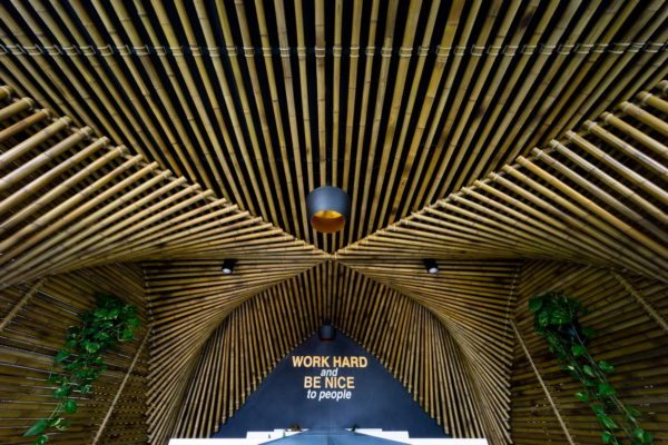 Bamboo ceiling (3)