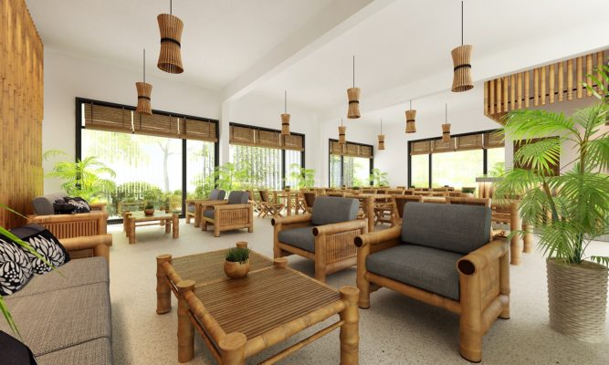 Bamboo furniture (2)
